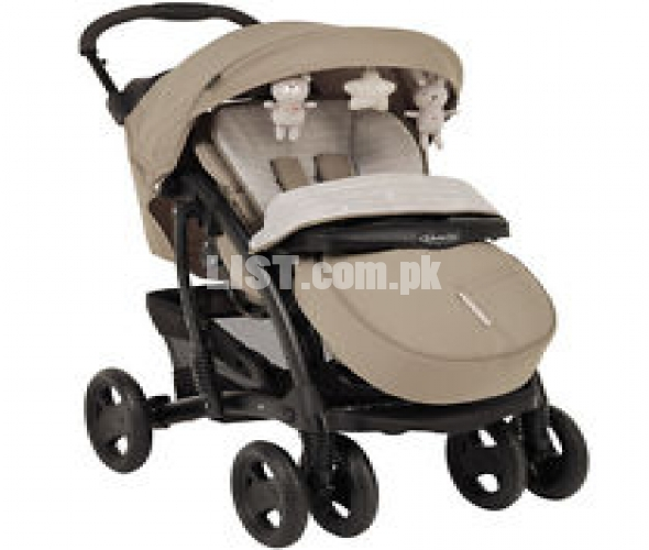 GRACO pushchair + carry cot