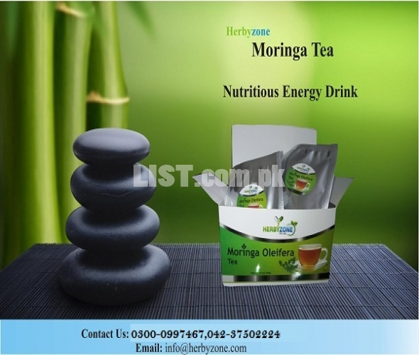 Reduce your weight with Moringa
