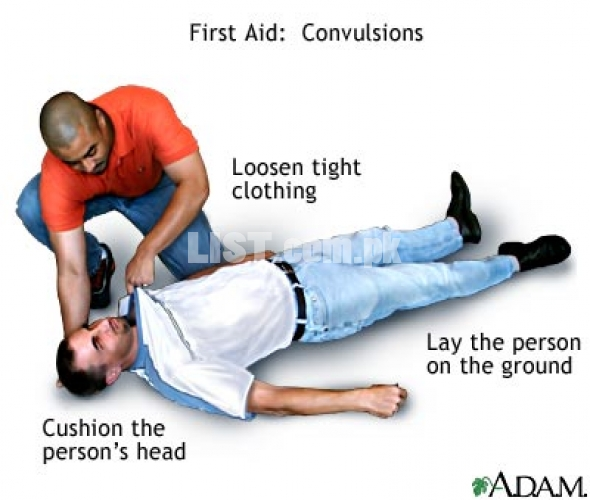 HABC first aid course (UK) available in Rawalpindi.