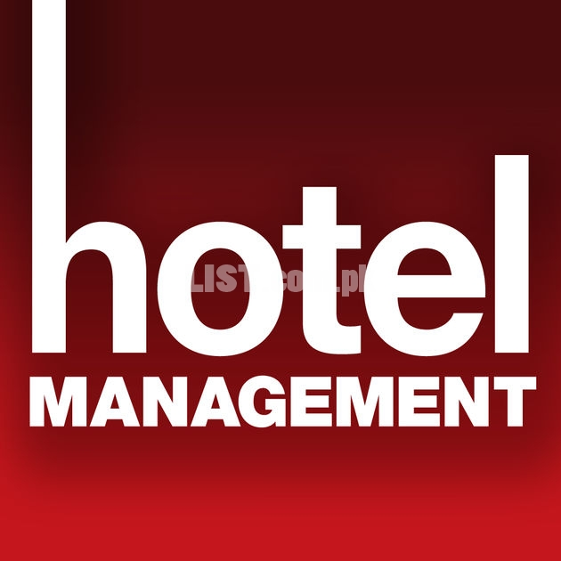 Hotel Management Professional Course In Rawalpindi.