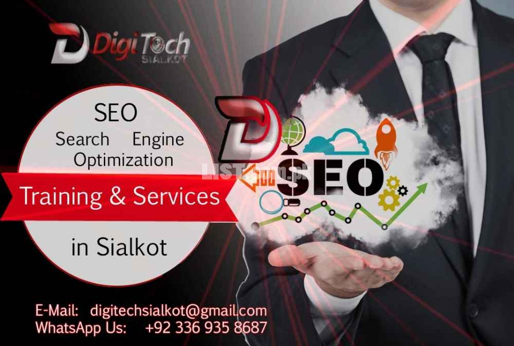 seo training in sialkot