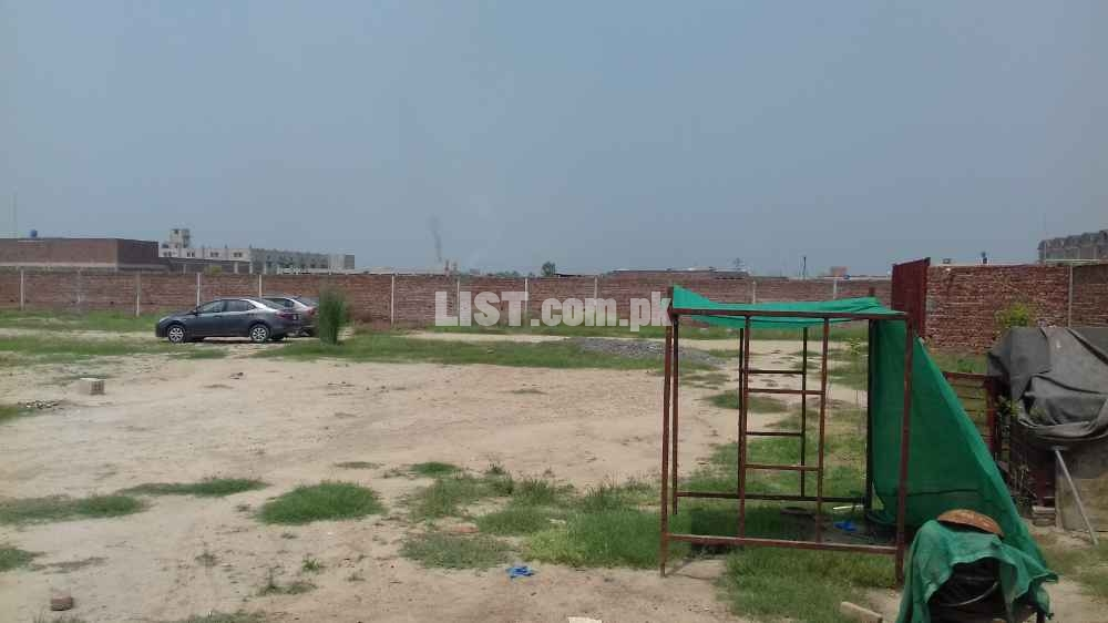 Industrial Land for Sale at very good location Sheikhüpura, Punjab