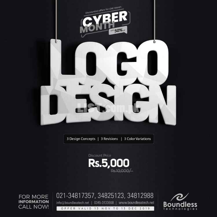 Logo Design Services are available – Boundless Technologies Creates