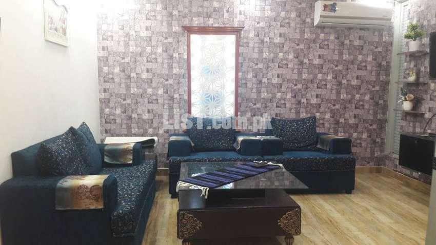 Brand New Fully Furnished Flat For Rent in Bahria Town Lahore