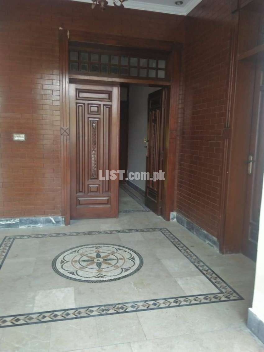 1 Kanal Single Storey House For Rent In Wapda Town Phase 1