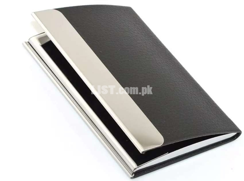 Stainless Steel Visiting Card holder
