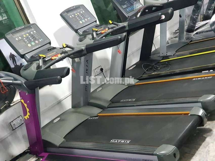 American Treadmills , ellipticals cross trainers Exercise cycles