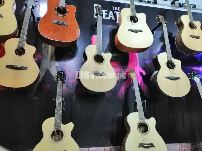 High Quality Acoustic Guitar at Octave Music