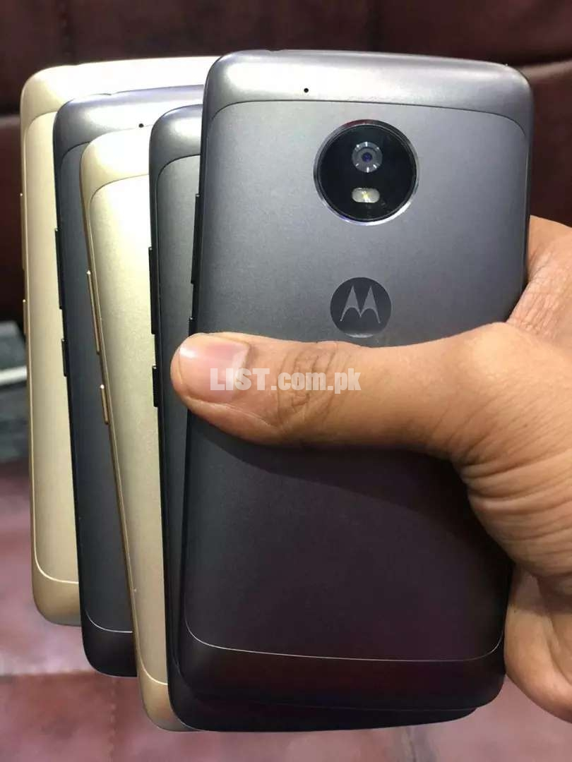 MOTO E4 PLUS DUAL SIM 3GB 16GB SALE SALE SALE(PTA Approved)