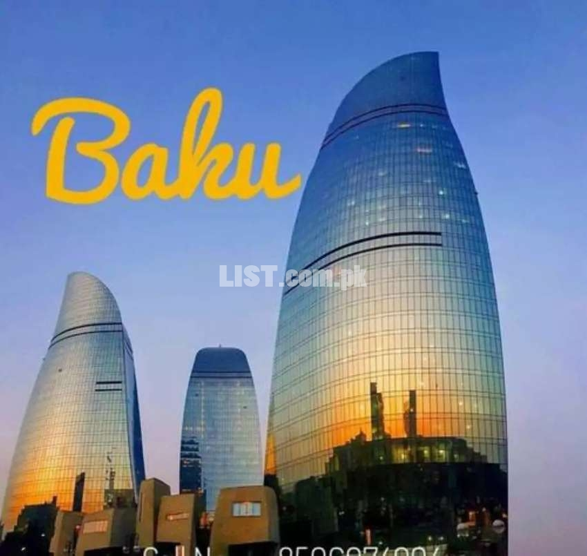 Azerbaijan visit visa low rate