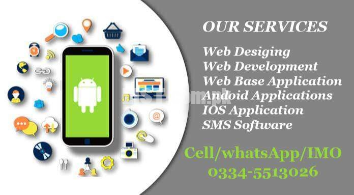 Call us for Web Development and Mobile Apps