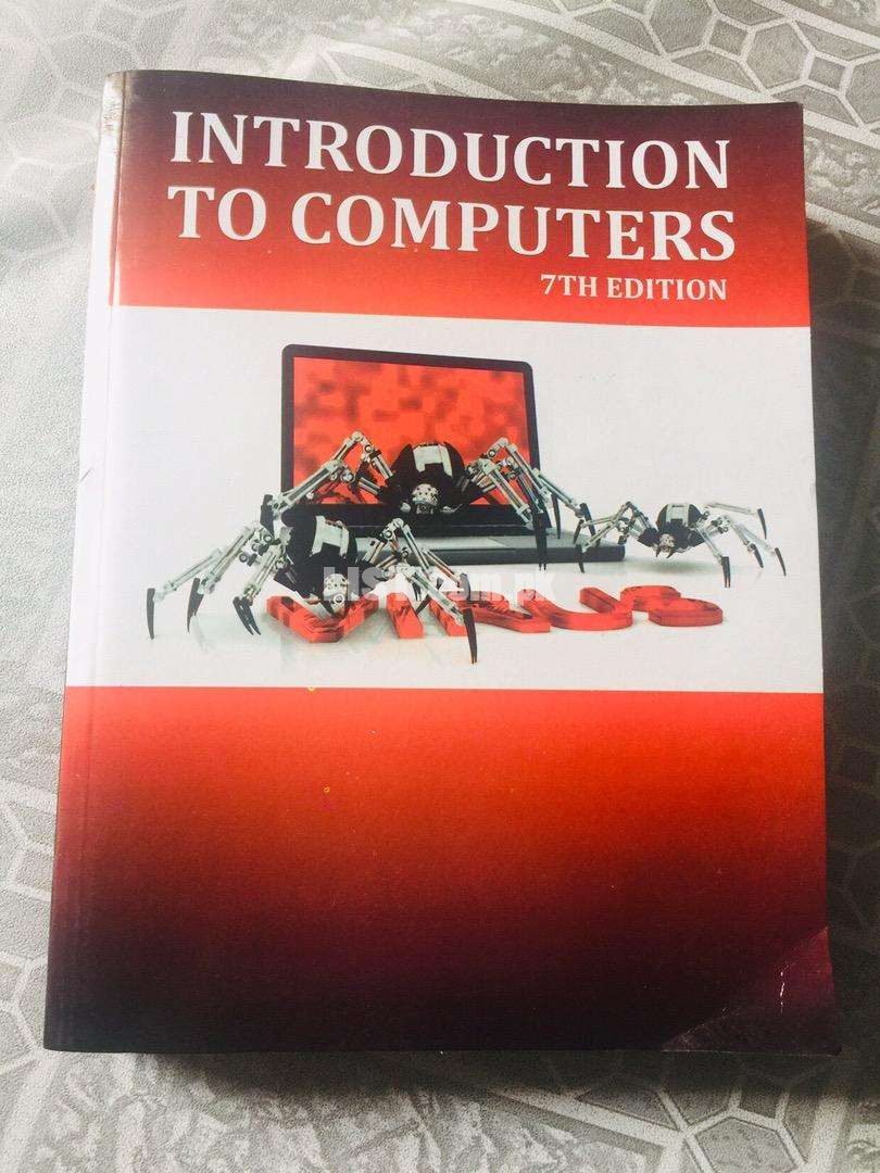 Introduction To Computers.    New  edition