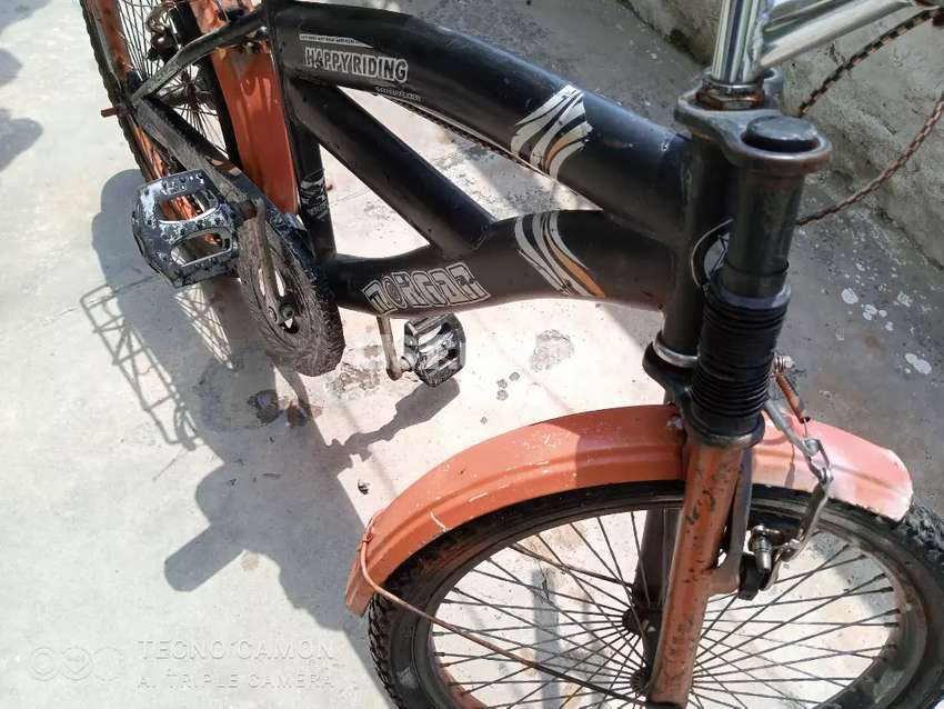 Mountain bicycle for sell
