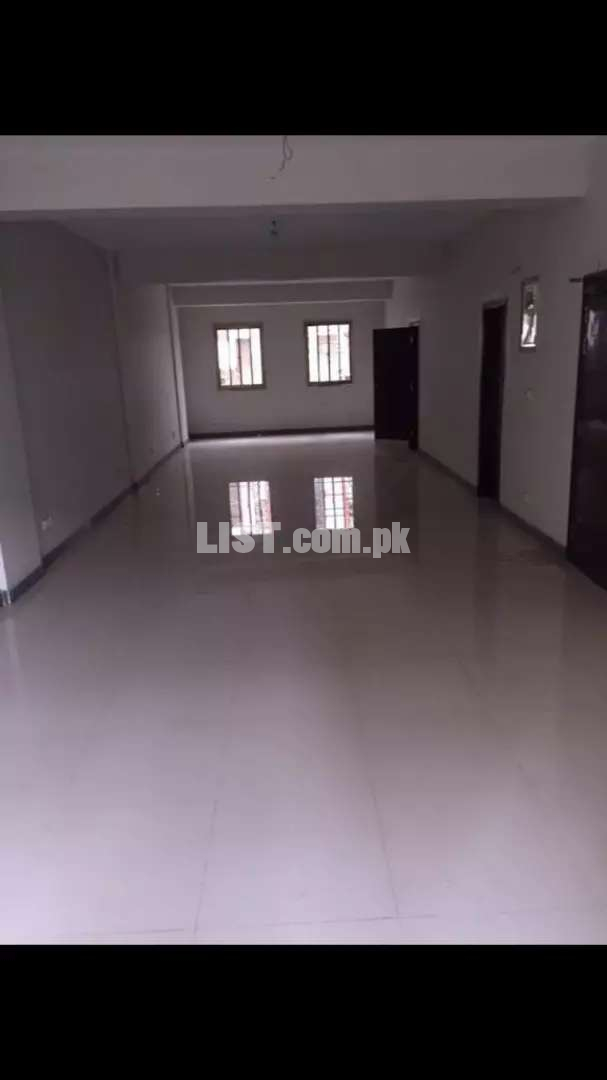 Brand new building 1350 sqft office for rent
