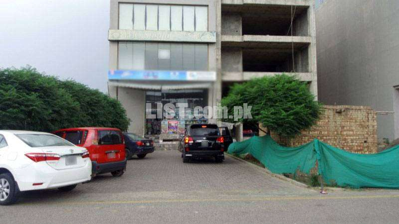 Commercial First Floor For Rent In DHA Phase 5