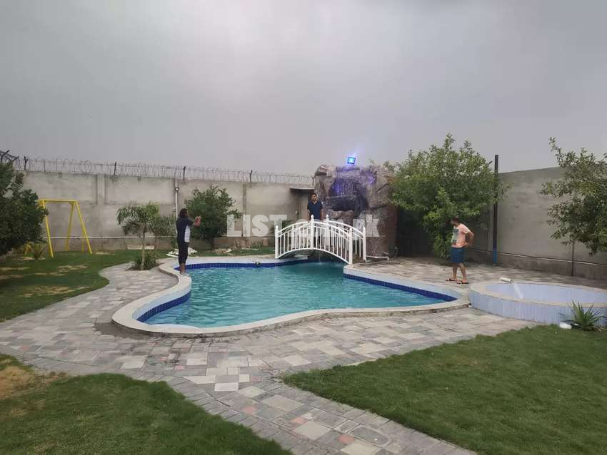 Farmhouse available for rent raiwind road