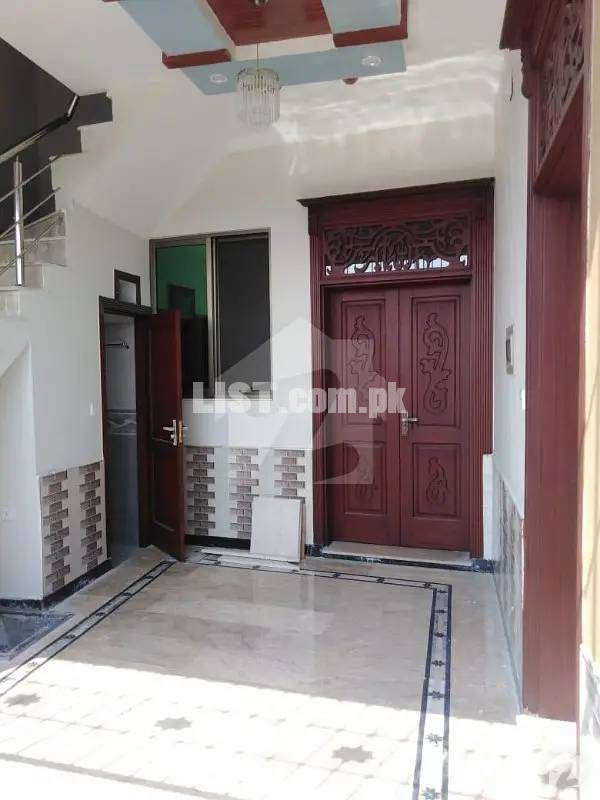 4.4 Marla Beautiful And Solid House For Sale In Phase 4A