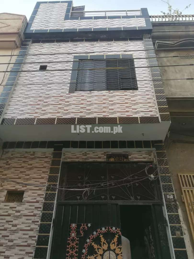 New furnished House for sale in shalimar