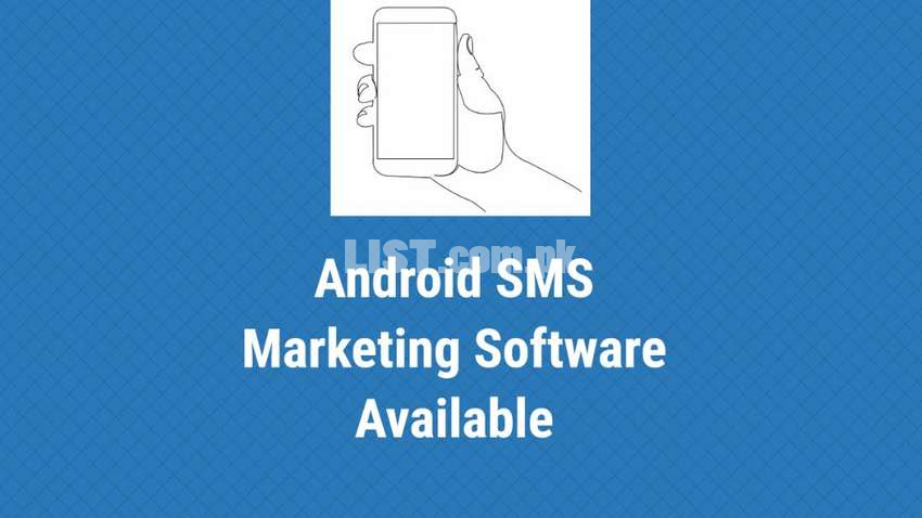 Android SMS Marketing Software Available