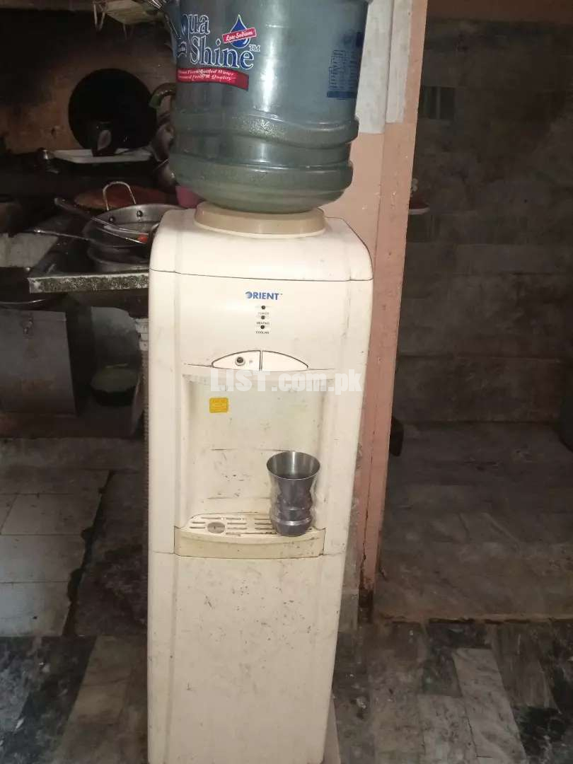 Orient water dispenser for sale