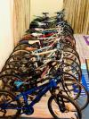 New and Used Imported Branded Cycles