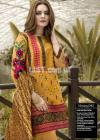 NM MUSTARD UNTITCHED WHOLESALE LAWN SUIT