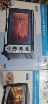 Anex large oven toaster 2 warrenty box pack lockdown Dilvery free