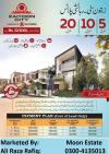Zaitoon City Residential Plot Booking Open @ 3 Year Plan Of Instalment