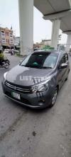 Suzuki cultus new shape available