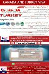 MBO PVT LTD CANADA AND TURKEY VISA