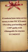 Great teaching staff for students in reasonable fee structure
