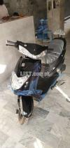Full Electric Scooty 2020 Brand New In Great Price