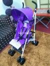 Umbrella Brand Folding stroller/pram with 8 wheels, Imported