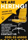 Wonderful opportunity for youngster, We offering Form Filling online