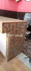 2 months used high quality Shop counter lassani made