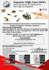 0304-4444/811 Pest Control-Termite Control Services-Water Tanks Clean