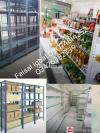 Display shelving racks, industrial rack,departmental,pharmacy,grocery